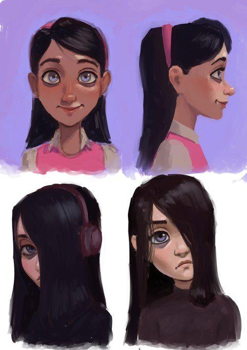 Violet Parr - The Incredibles