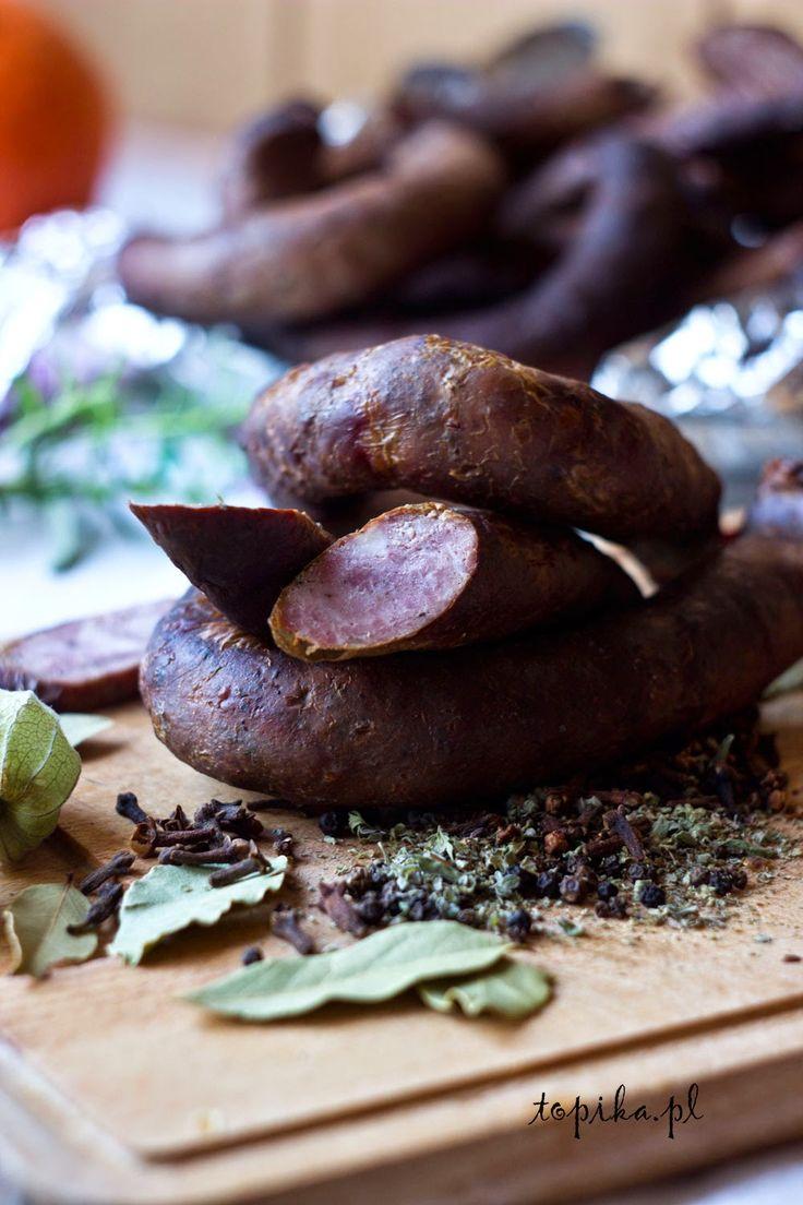 Kiełbasa kresowa - Salchicha seca picante