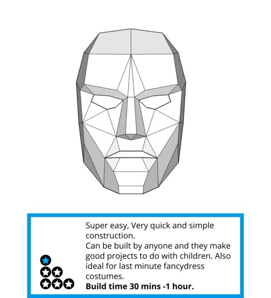94 best Masks images on Pinterest Costumes, Masks and Papier mache - face masks templates