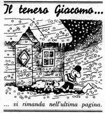 Il tenero Giacomo (Settimana Enigmistica, ora scomparso :'-( )