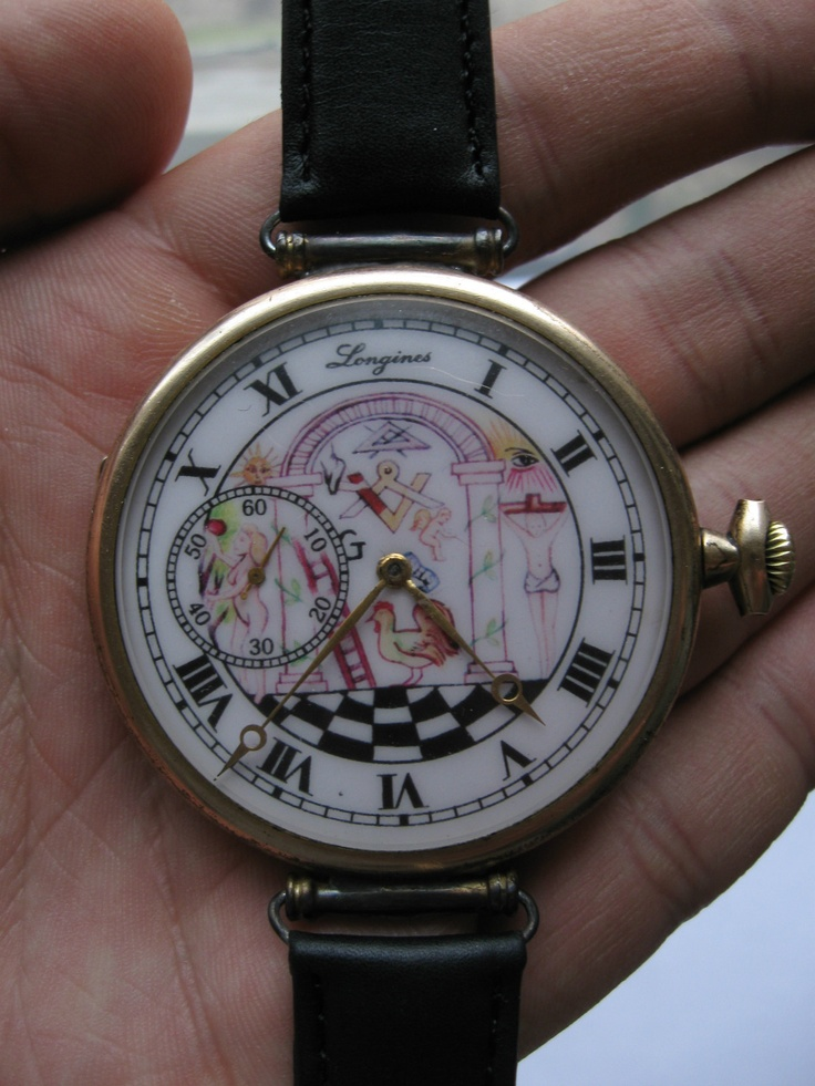 1000 images about masonic watches on vintage