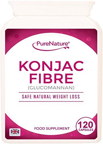 The Product 120 Konjac Fibre Glucomannan Proven Safe Natural Weight Loss Diet Slimming Pills UK Made | FREE 2016 Fast Start Diet Plan | FREE UK DELIVERY  Can Be Found At - http://vitamins-minerals-supplements.co.uk/product/120-konjac-fibre-glucomannan-proven-safe-natural-weight-loss-diet-slimming-pills-uk-made-free-2016-fast-start-diet-plan-free-uk-delivery/