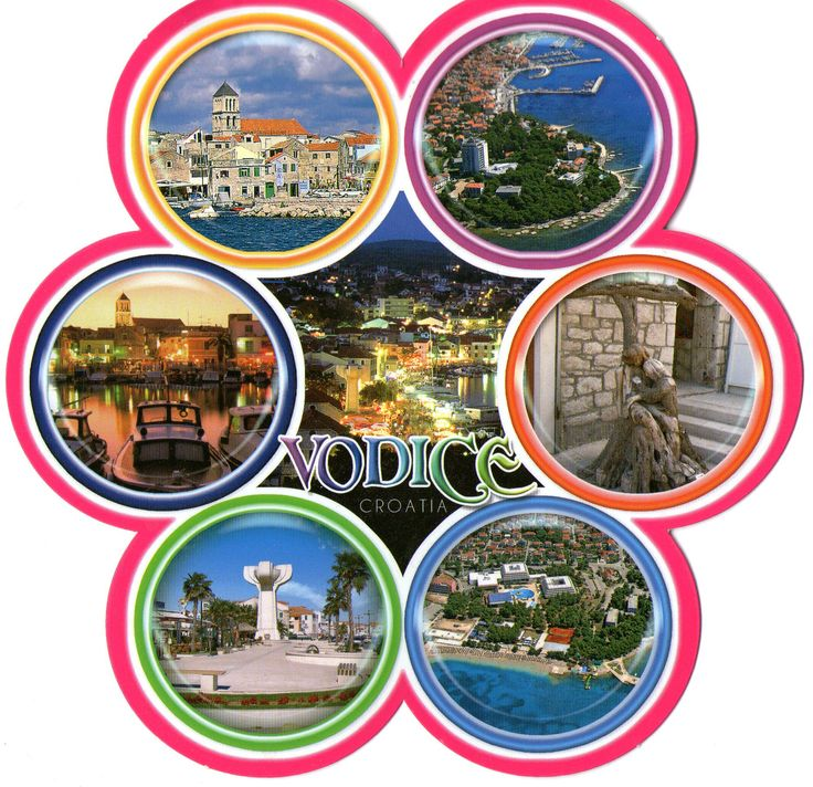 Vodice is a tourist destination located by the sea in a wide bay area, known for its liveliness and a rich tourist offer. Vodice is proud of its antiquity and tradition.