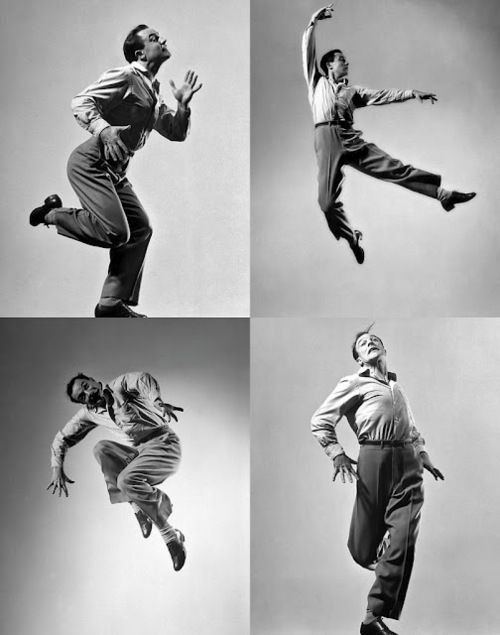 Gene Kelly was named the #15 greatest actor on The 50 Greatest Screen Legends list by the American Film Institute