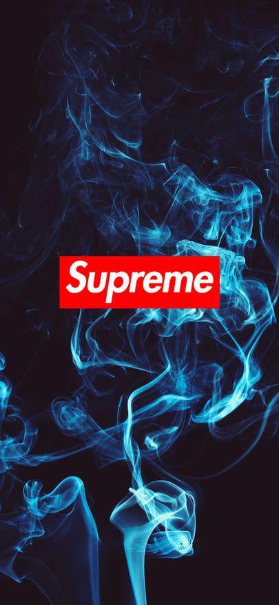 Supreme Wallpaper Smoke 1125 2436 My Board In 2019 Supreme