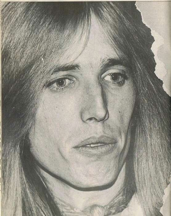Tom Petty - from an old magazine