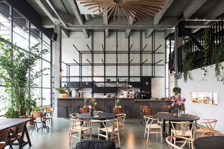 Fosbury & Sons Co-Work by GOING EAST | ArchDaily
