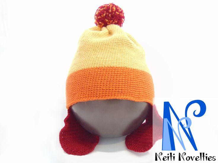 Jayne Cobb crochet hat