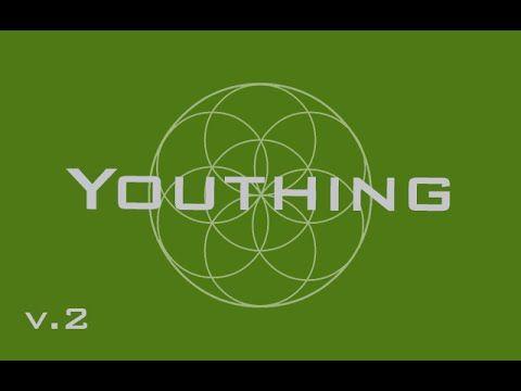 Youthing (v2) - Anti-Aging / Reverse Aging Process - Monaural Beats #binauralbeats #meditation #music