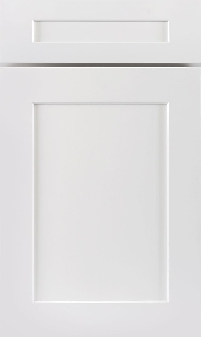 Sample Door Arcadia White Shaker Shaker Style Cabinet Doors Kitchen Cabinet Styles Wood Kitchen Cabinets