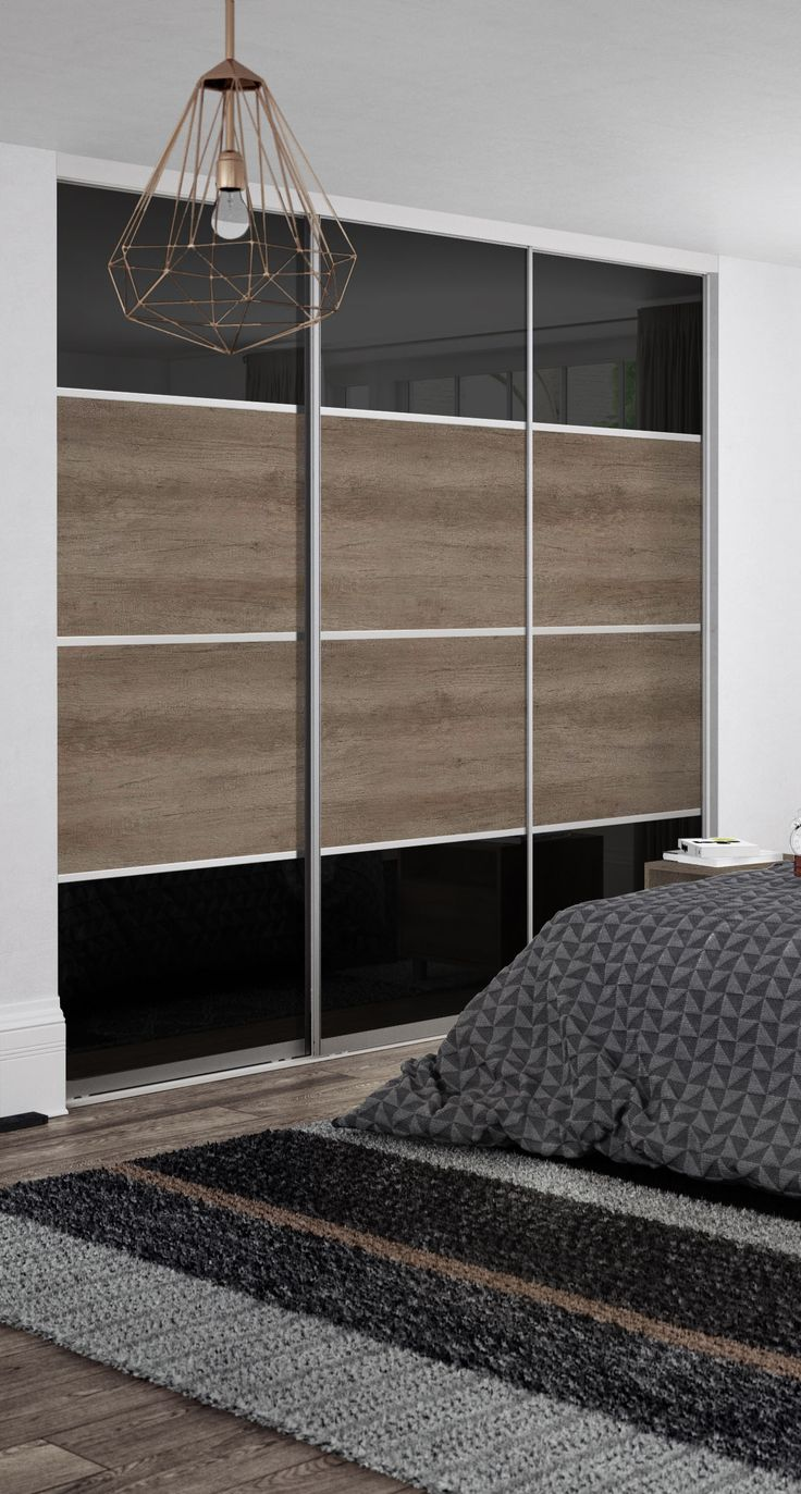 Made to measure sliding wardrobes glass sliding doors mirror - Best 25 Fitted Sliding Wardrobes Ideas On Pinterest Sliding Wardrobe Designs Fitted Wardrobe Design And White Fitted Wardrobes