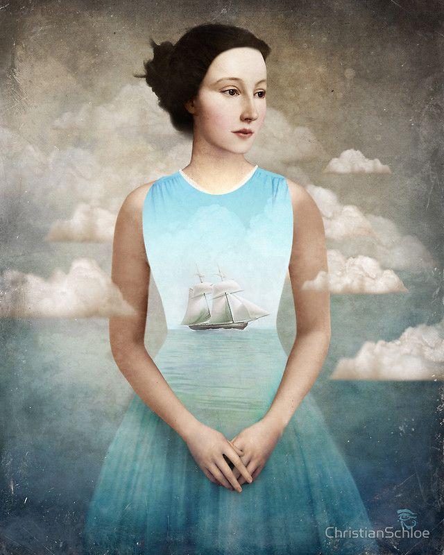 The Inner Ocean by ChristianSchloe