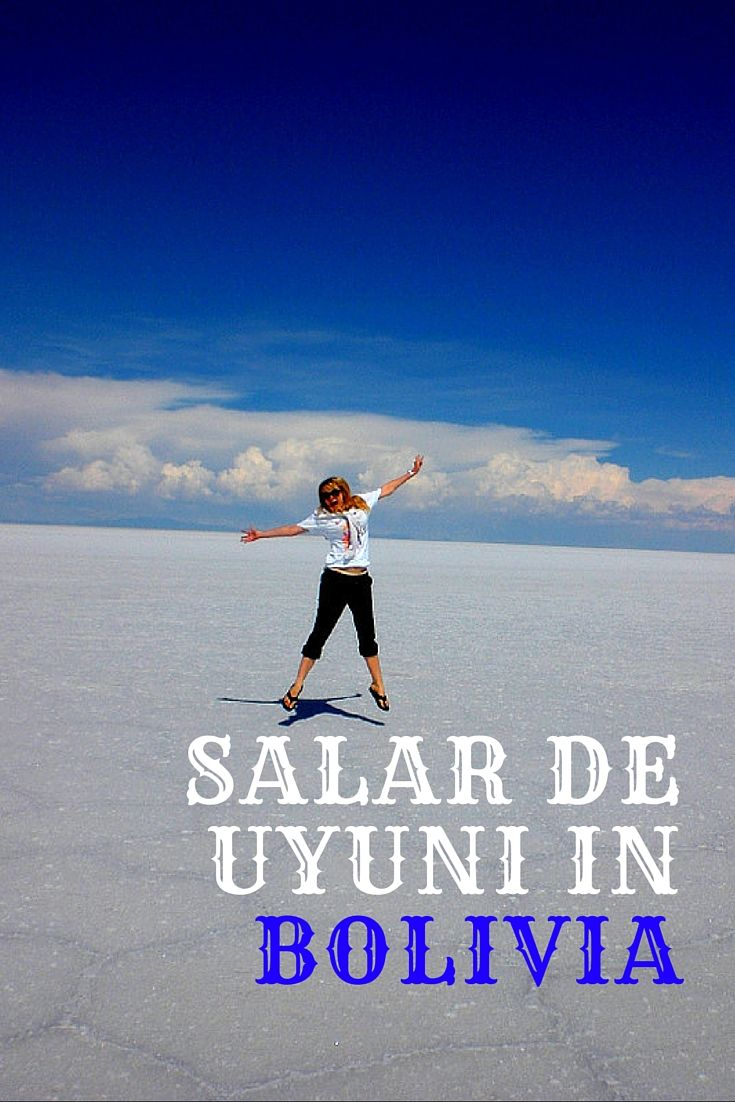 Read about a journey through spectacular Bolivia, driving across the salt flats…