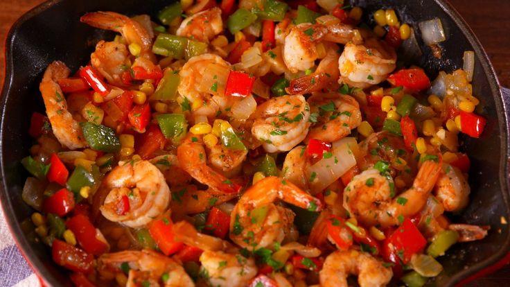 Cajun Shrimp  - Delish.com