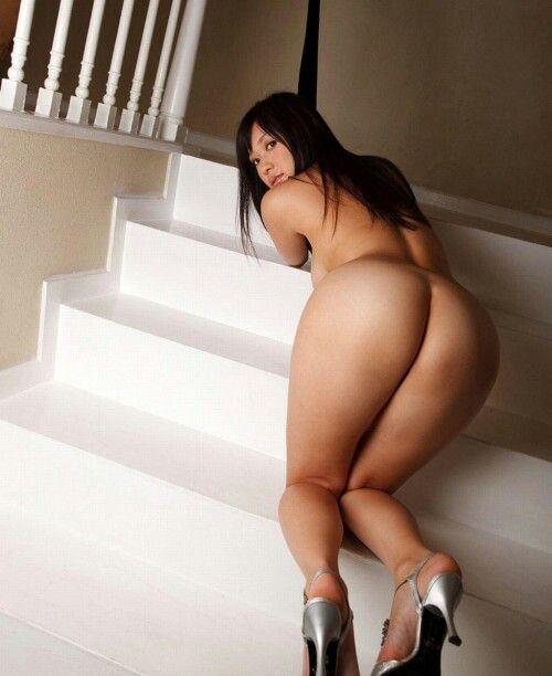 Asian big booty models