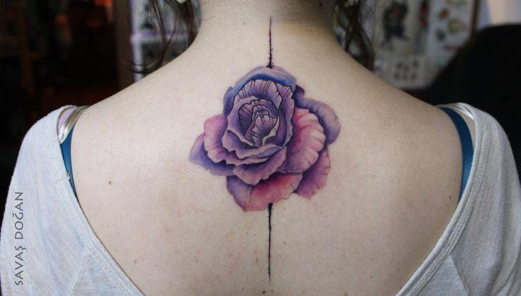 Rose Tattoo by Moviemetal3 on deviantART