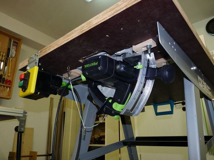Reconstruire Mastercut 1000 pour TS 55
