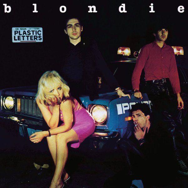 Blondie - Plastic Letters - LP