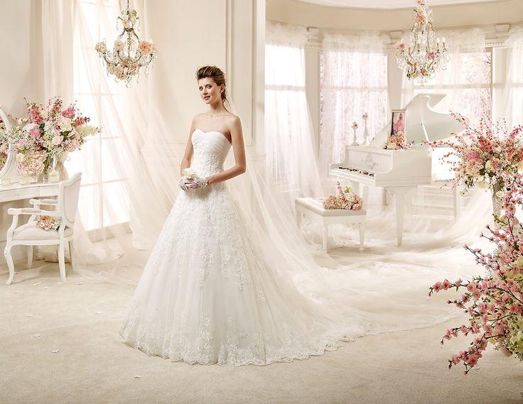 Wedding Dress Colet  COAB16266 2016