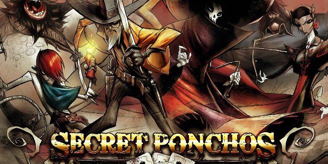 Secret Ponchos Steam Free Week On Now - http://techraptor.net/content/secret-ponchos-steam-free-week | Gaming, News