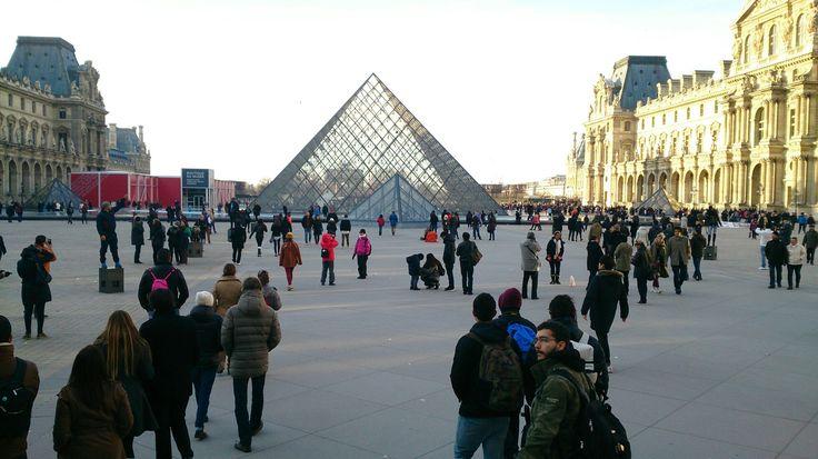 The beautiful Paris 🌍🌏🌎