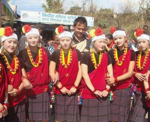 KTM Online News: The history of Kauda Dance in magar community