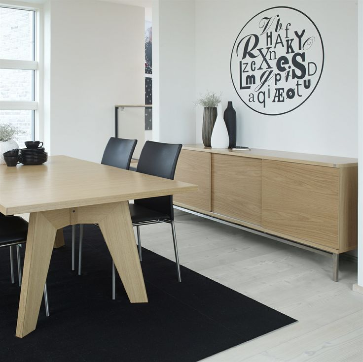 Sideboard sm 733 by skovby espacios comedores y oficinas for Furniture 0 interest financing