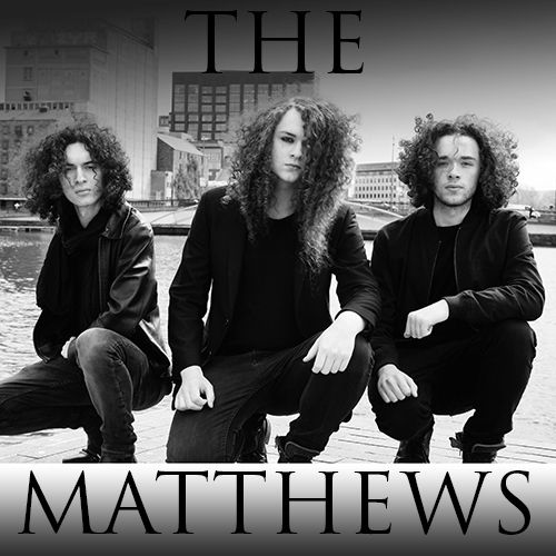 The Matthews. Max, Jack & Art.
