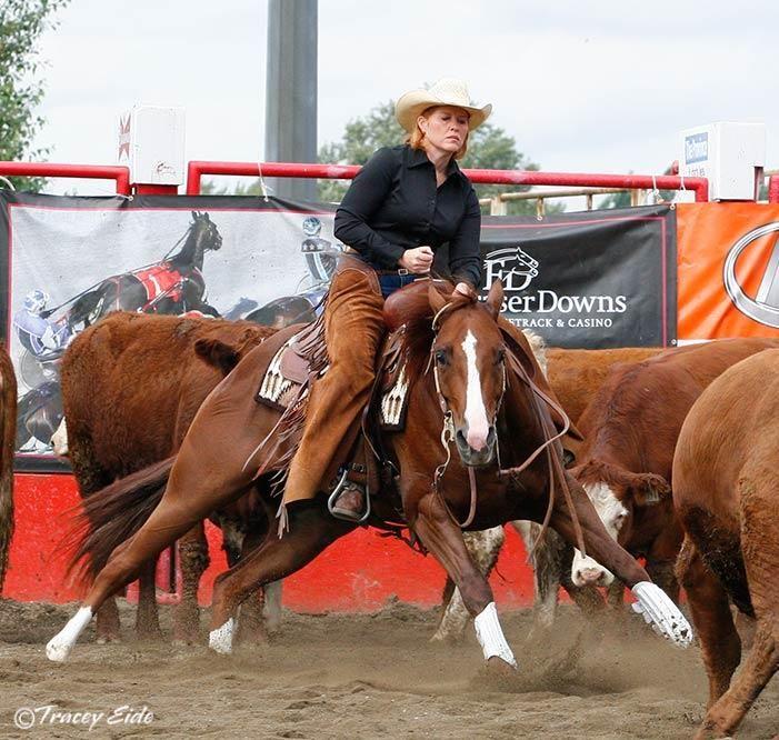 Cutting Horses(: