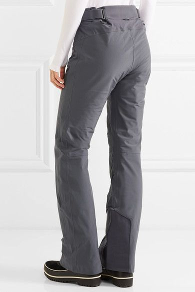 Kjus - Seduction Ski Pants - Dark gray - FR38