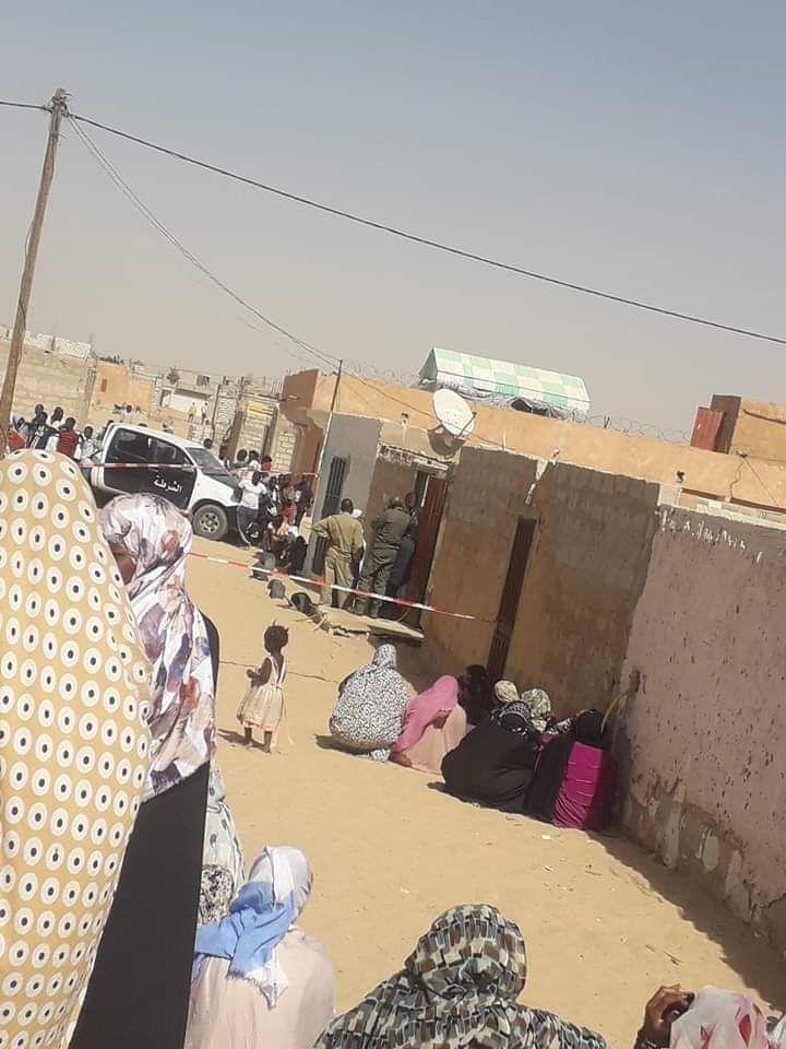 المصالح الأمنية في نواكشوط تلقي القبض على ثلاثة متهمين بقتل مسنة الرياض