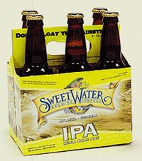 sweetwater ipa - a good southern brew