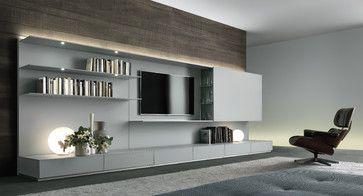 Rimadesio - modern - media room - boston - Arclinea - Casa Design Boston
