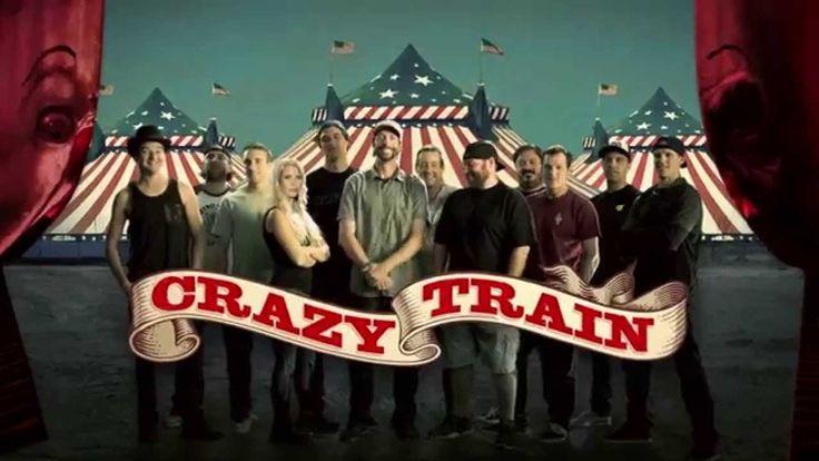 nice Crazy Train Series Premiere Promo - :60