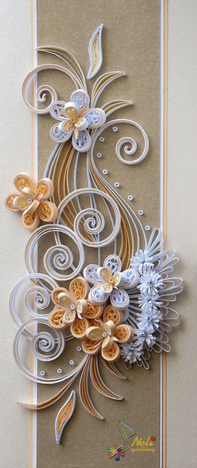 Neli Quilling Art: Август 2013