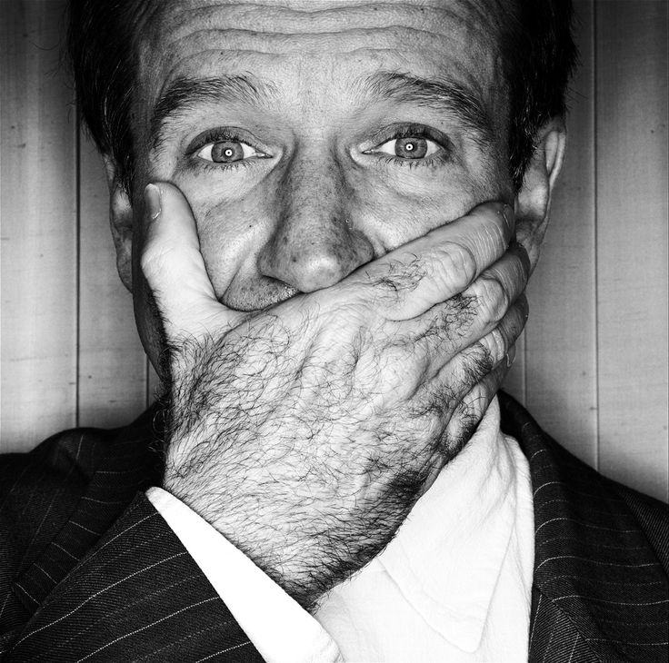 90sclubkid:  Robin Williams 1999