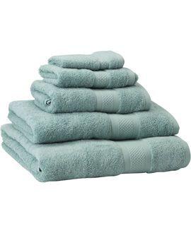 Magasin Håndklæder Frotte blue surfe