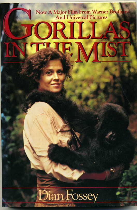 Jane Goodall is an amazing woman, but Diane Fosse gave her life for the gorillas-Let's not forget that.