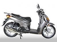 Tank TR-16-08 150cc Gas Motor Scooter Urban Styling