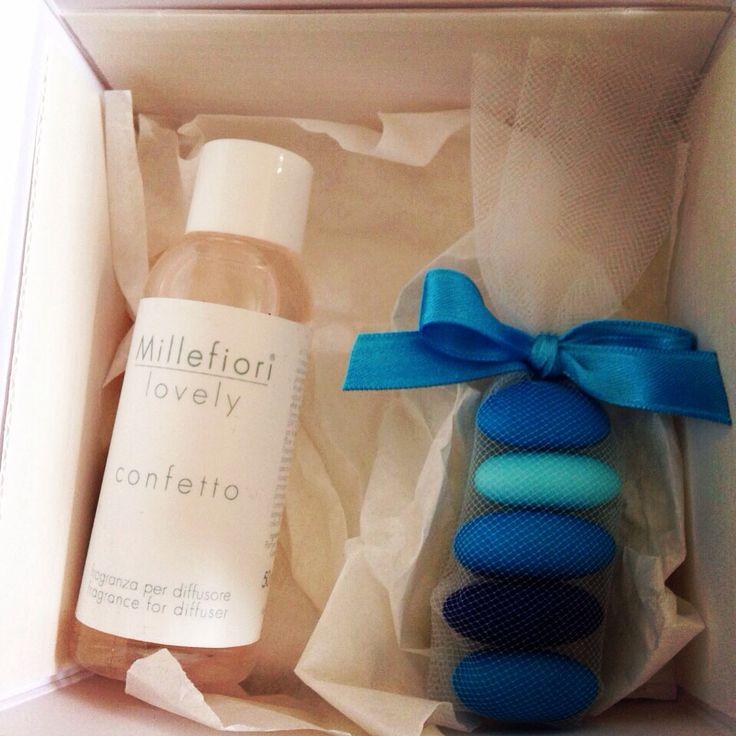 Millefiori Milano, fragranza confetto per una bomboniera davvero speciale!
