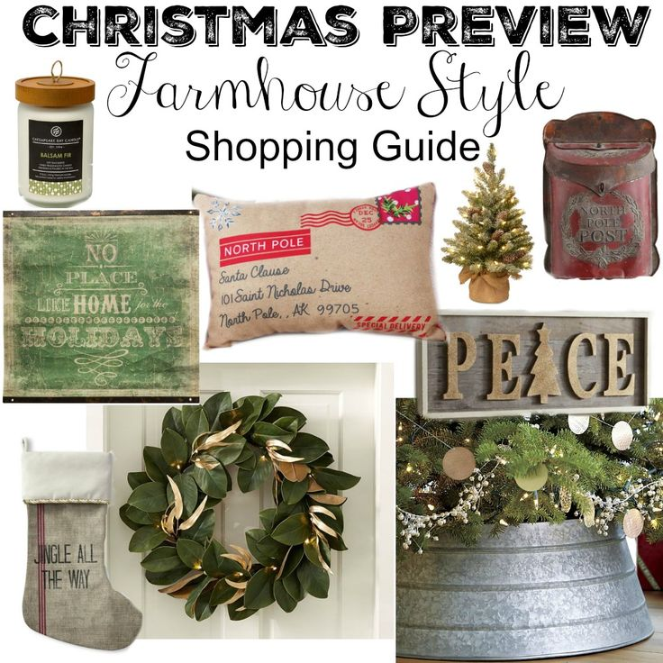 Happpppy November 1st my friends! Today I am sooooo excited to share with you my farmhouse style Christmas decor guide. As crazy as it seems,the Christmas buzz is definitely in the air around here lately. I'm sure you'venoticed that every single store (and Pinterest!) is already exploding with all things Christmas. And I'll be honest....Continue Reading