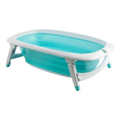 Baignoire pliante Bleu de Formula Baby, Baignoires : Aubert - 74,90