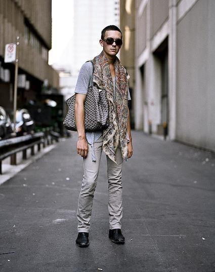 Goyard on Men *pics* - PurseForum
