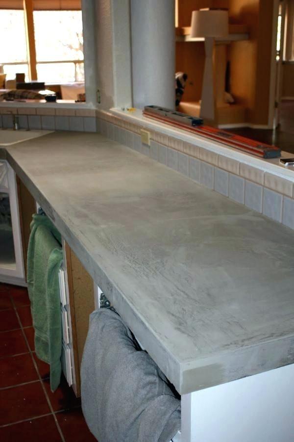 Agreeable Kitchen Cabinet Concrete Table Top Images Amazing Kitchen Cabinet Concrete Table Top For Kitchen Cabinet Idee Per La Cucina Interni Casa Arredamento