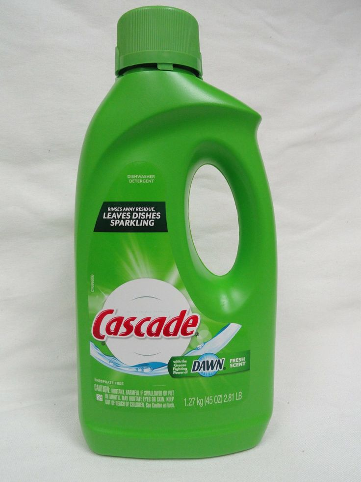 Cascade Gel Dishwasher Detergent, Fresh, 45 oz  by Cascade Cascade Gel Dishwasher Detergent, Fresh, 45 oz