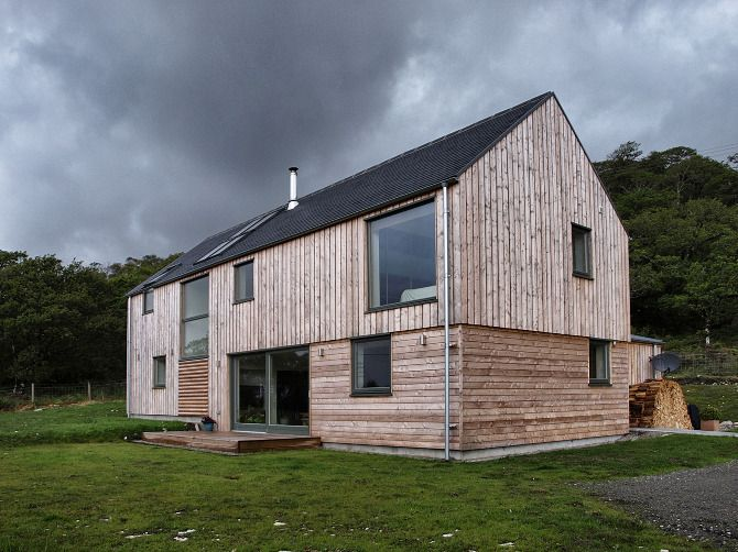 Resipole - Rural Design Architects - Isle of Skye and the Highlands and Islands