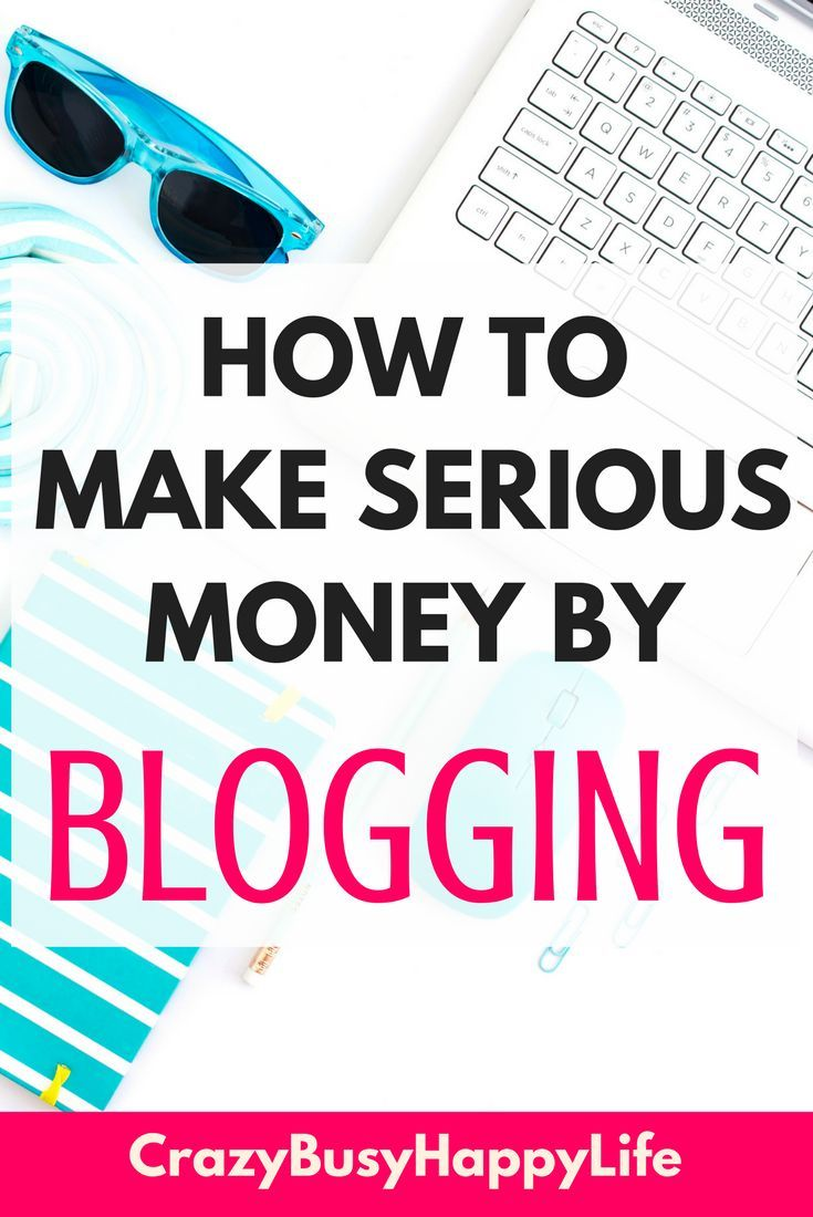 Learn how to make serious money on your blog using affiliate marketing. This is a great work at home or side income. Or blog for fun but get paid for it.