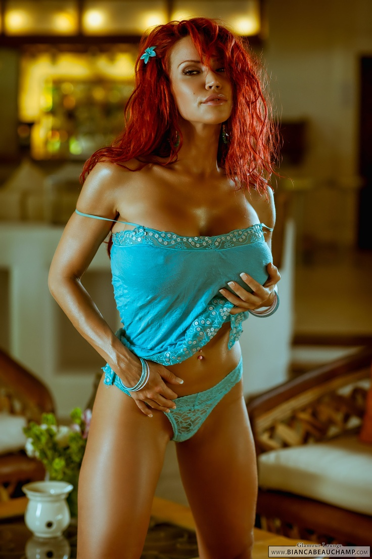 Something bianca beauchamp tropical All above