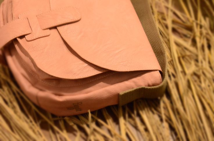 Inspired by the mellow colour of hay, the designers at #Baggit have opted for this hue as the tough strap of this #slingbag. #beige #travel #accessories #passport #pouches