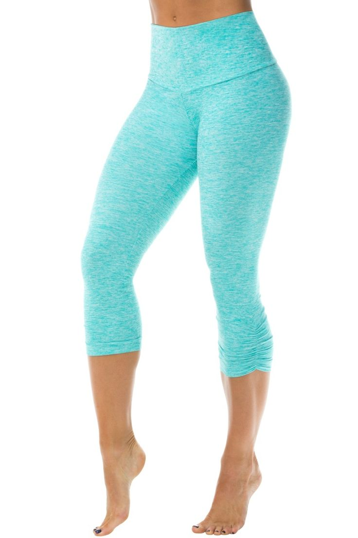 Rogiani.com - Butter High Waist Band Side Gather 3/4 Leggings, $94.00 (http://www.rogiani.com/products/butter-high-waist-band-side-gather-3-4-leggings.html)